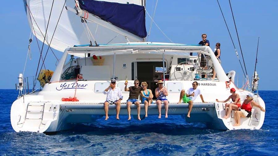 YES DEAR Yacht