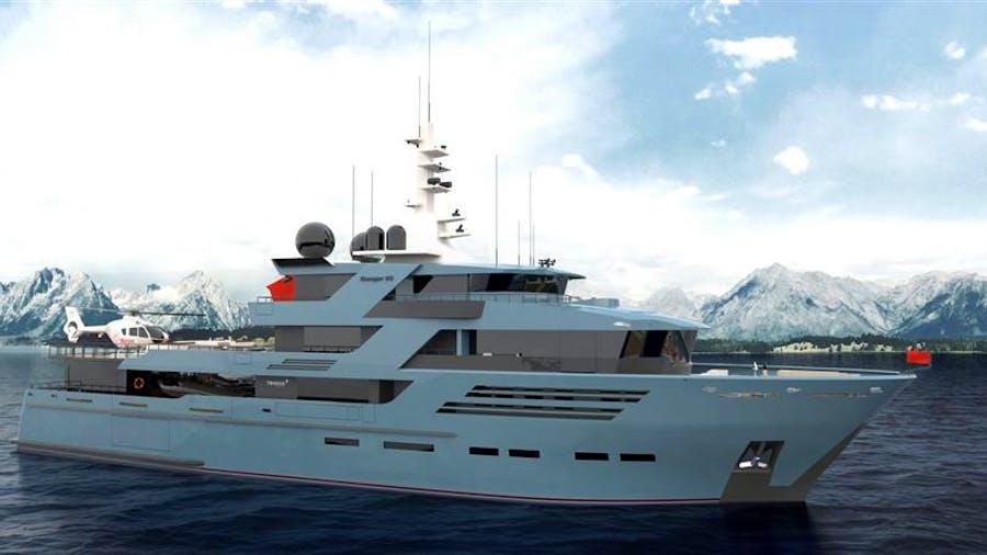 RANGER Yacht