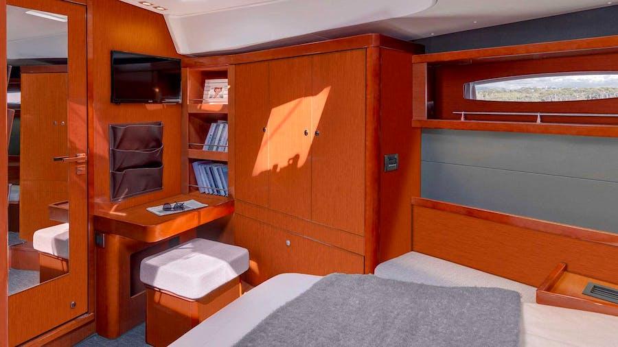 OCEAN STAR Yacht