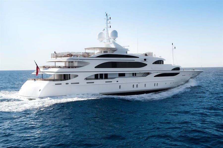 Details for IMAN Private Luxury Yacht For sale
