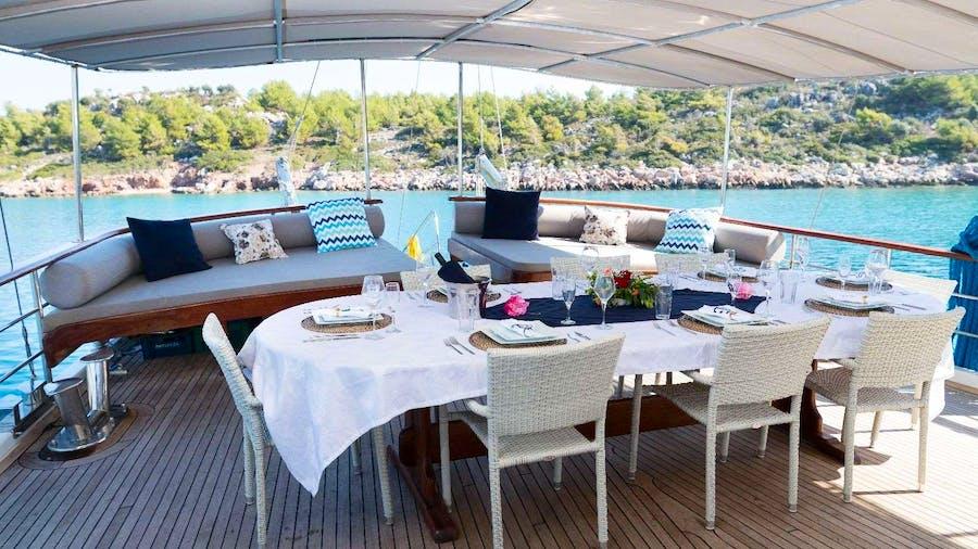 KORAY EGE Yacht