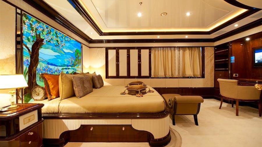 IMAN Yacht