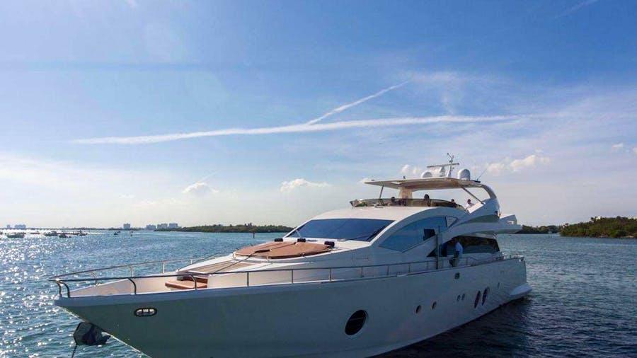 86 Italian Yacht Yacht