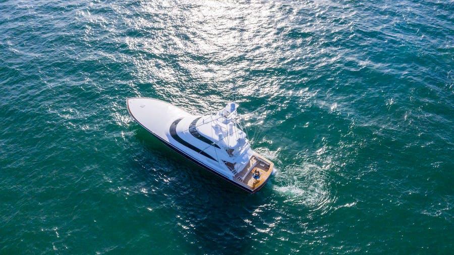 SPECULATOR 92 Yacht