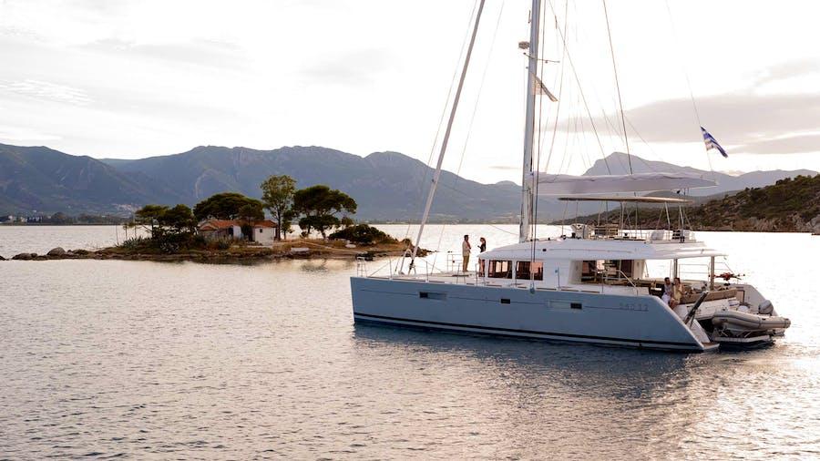 RESPITE AT SEA Yacht