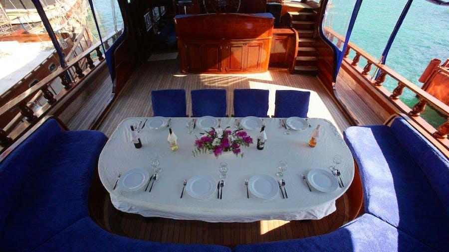 SEMERCIOGLU IV Yacht