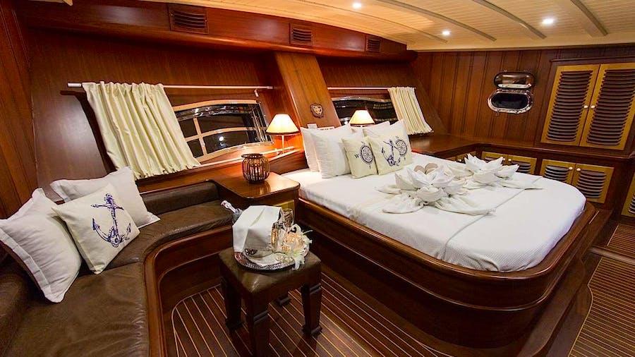 PRINCESS KARIA II Yacht