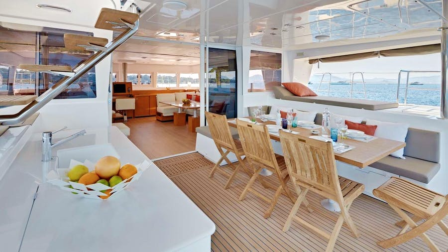 GB Odyssey Yacht