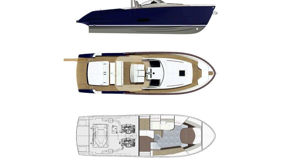 Austin Parker 44 Yacht