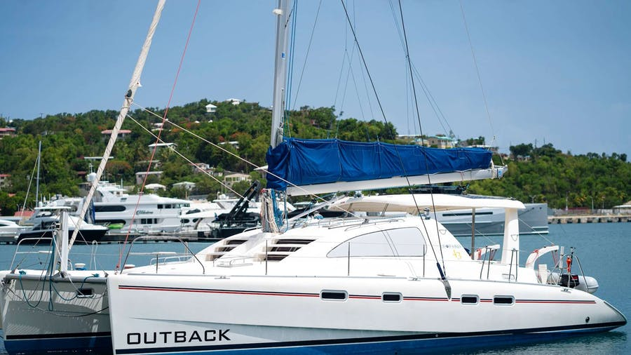OUTBACK Yacht