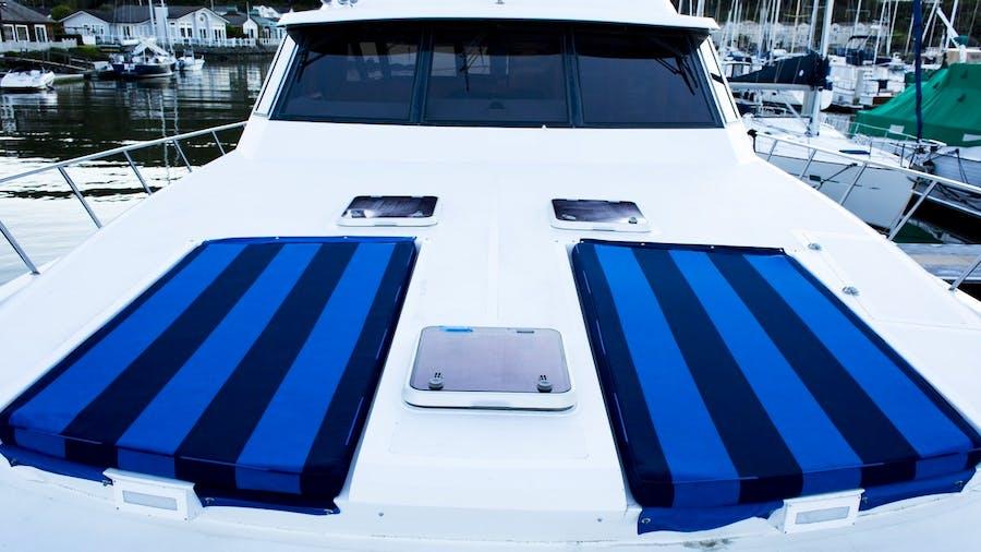 ANTICIPATION Yacht