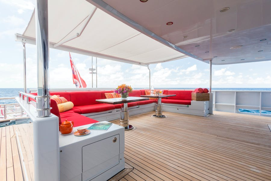 Details for QING Private Luxury Yacht For sale