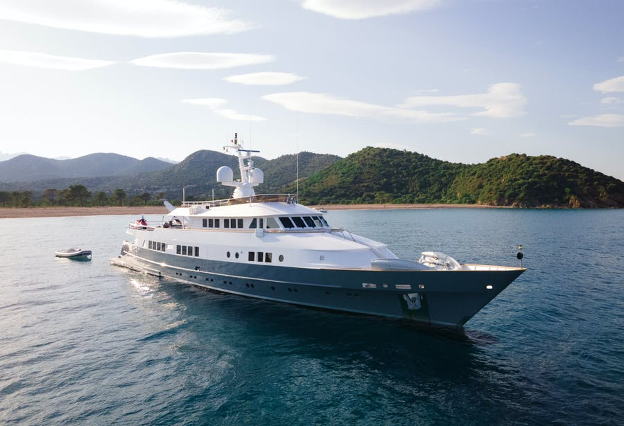 Features for BERZINC Private Luxury Yacht For sale