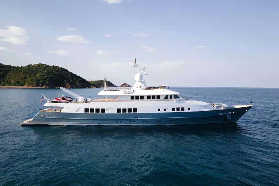Details for BERZINC Private Luxury Yacht For sale