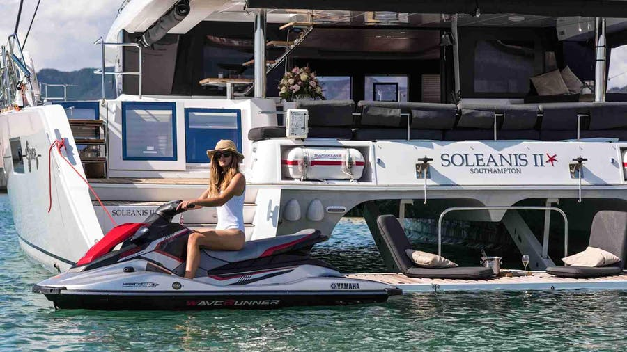 Soleanis II Yacht