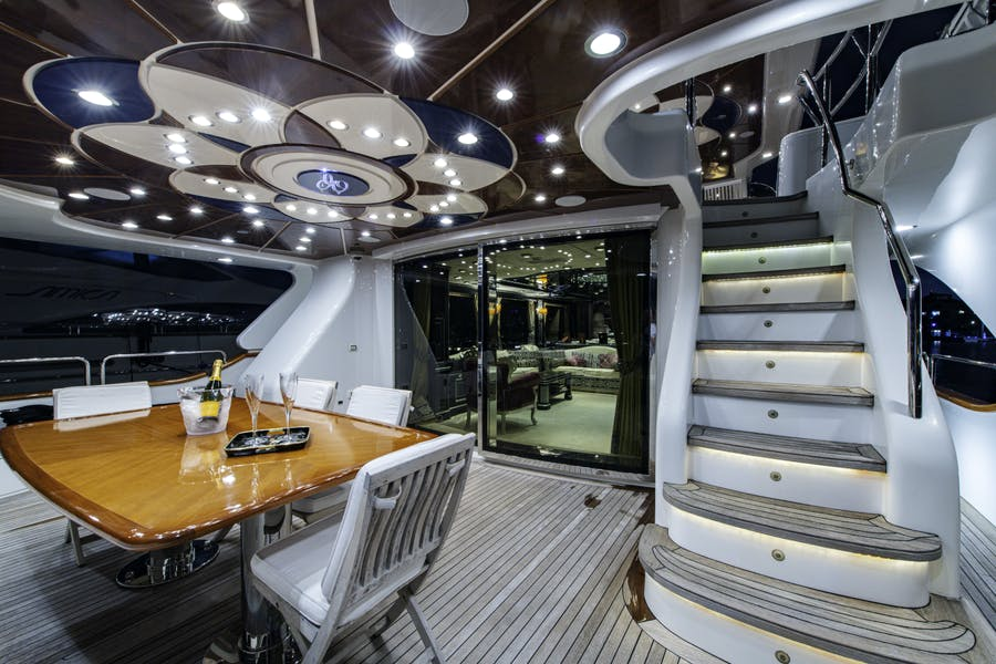 Features for RUTLI E Private Luxury Yacht For sale