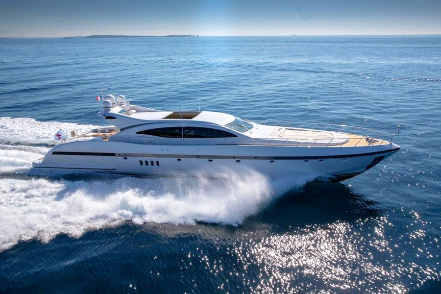 Details for MOSKING Private Luxury Yacht For sale