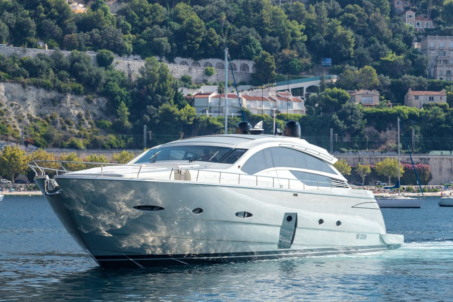 Features for LOUNOR Private Luxury Yacht For sale