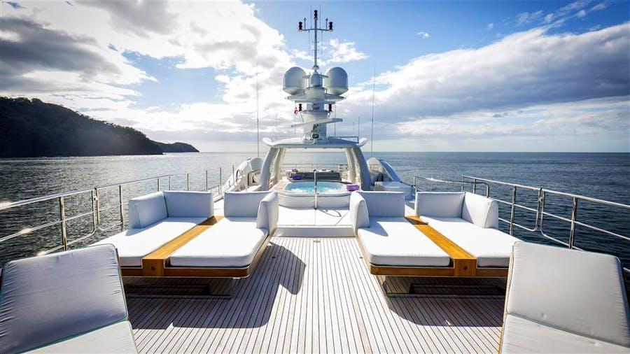 STEP ONE Yacht