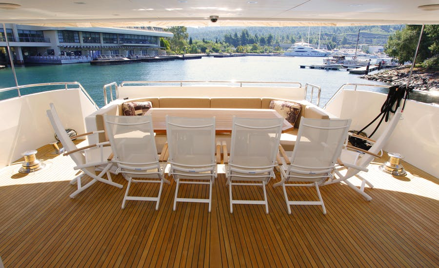 Features for MR MOUSE Private Luxury Yacht For sale