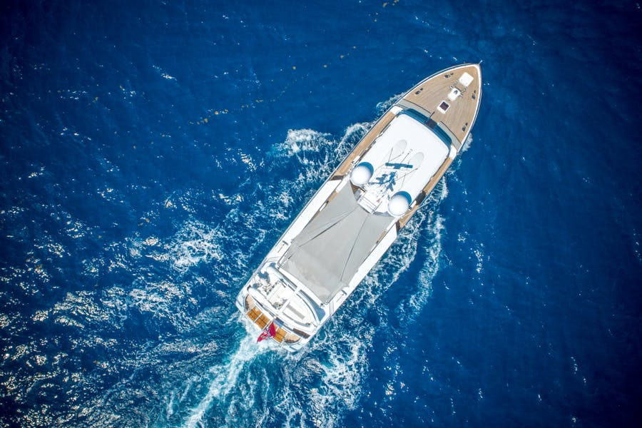 Details for COY KOI Private Luxury Yacht For sale