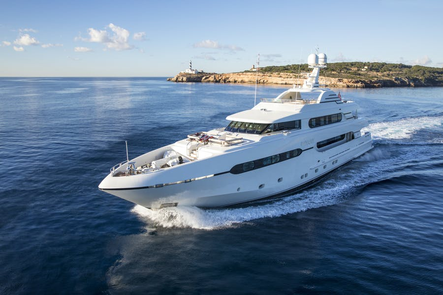 Features for DYNASTY Private Luxury Yacht For sale