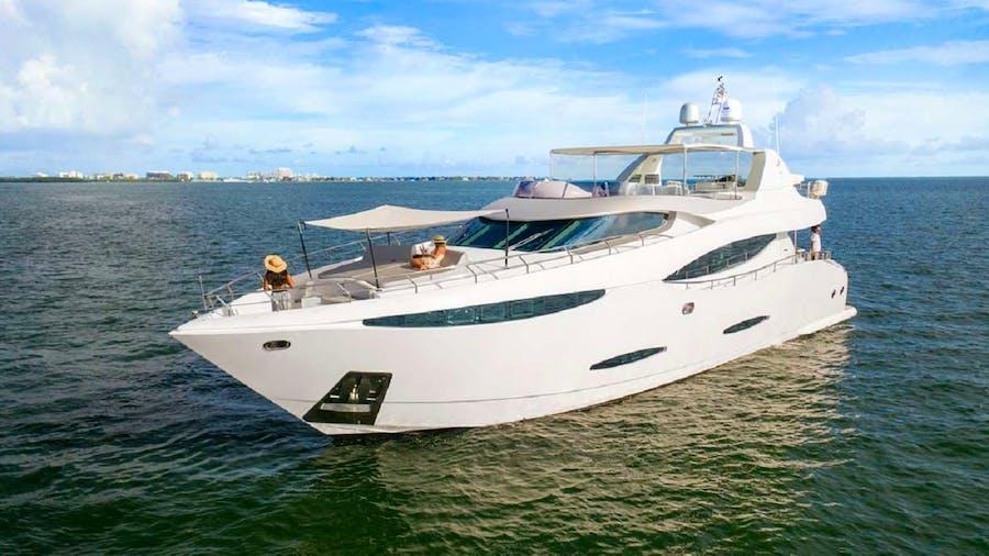90' Custom Build Yacht