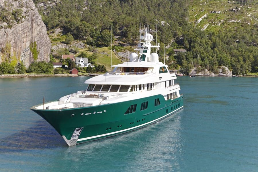 Details for SEA OWL Private Luxury Yacht For sale