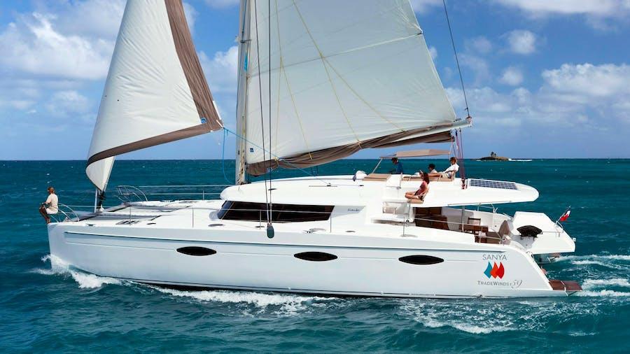 TE MOANA - LUXURY TW59 Yacht