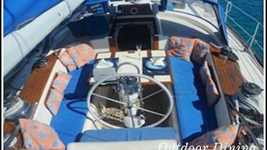 SEA WITCH Yacht
