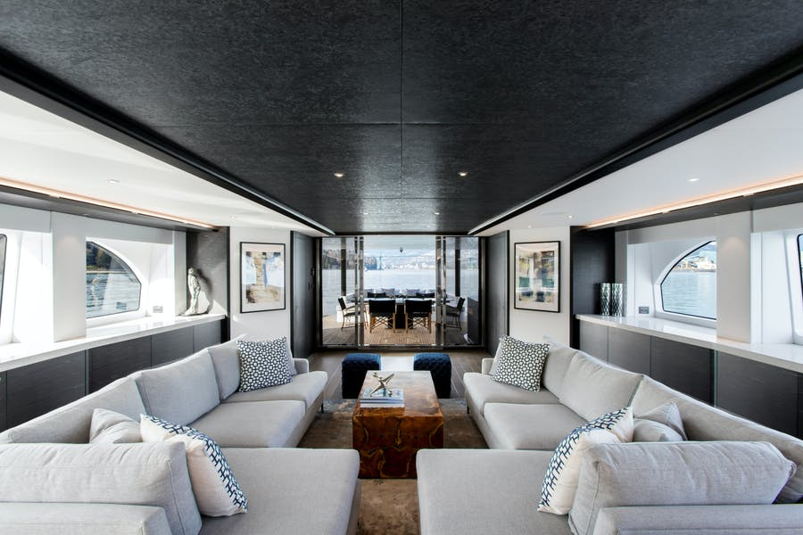 Details for CRESCENT 117 Private Luxury Yacht For sale
