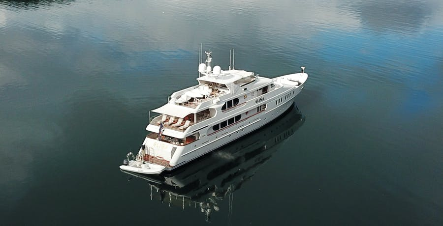 Features for ELISA Private Luxury Yacht For sale