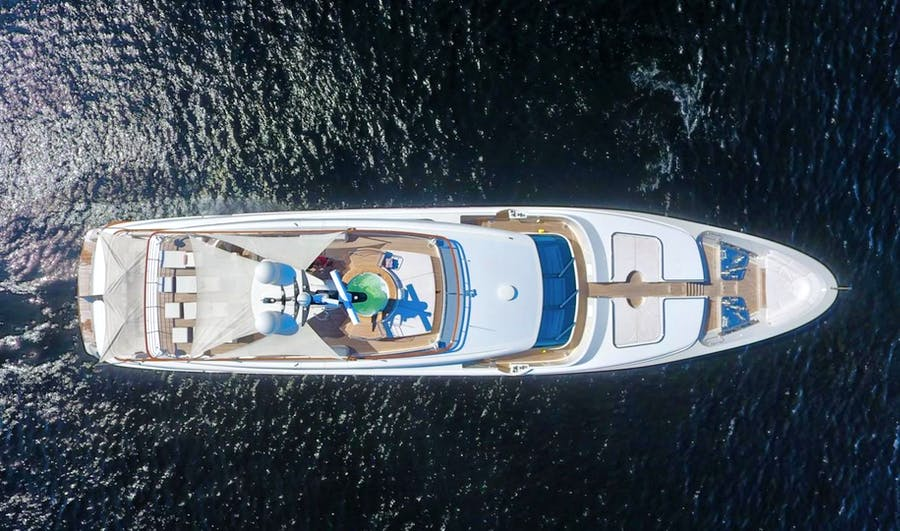 Details for KAOS Private Luxury Yacht For sale