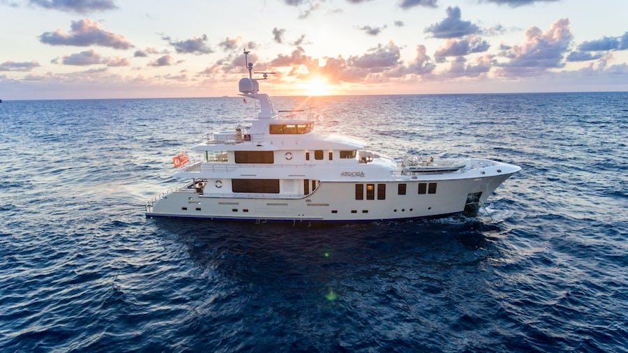 MY AURORA Yacht