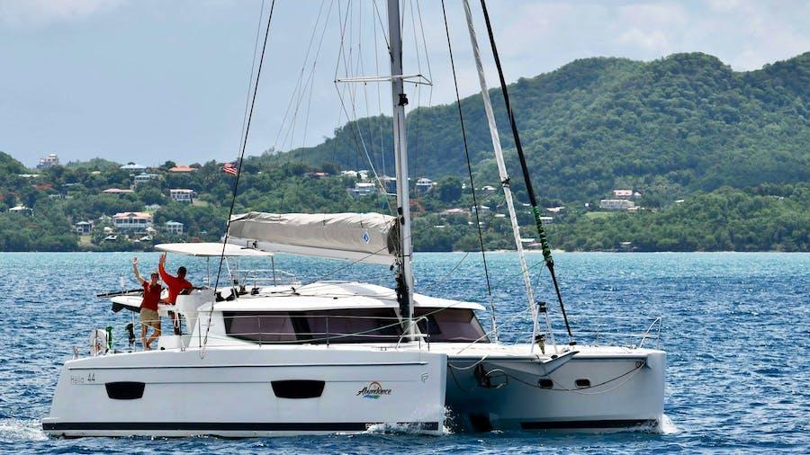 ABUNDANCE Yacht