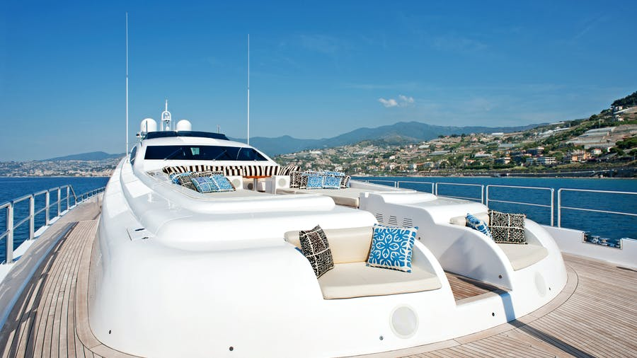 TUTTO LE MARRANE Yacht