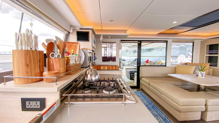 SOUTHERN CHARM Yacht