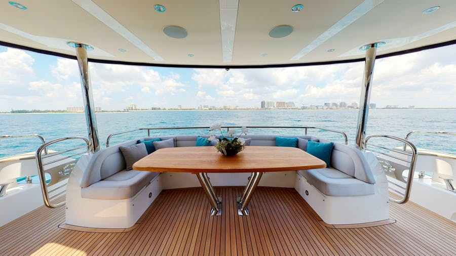 Details for PV 95 Private Luxury Yacht For sale