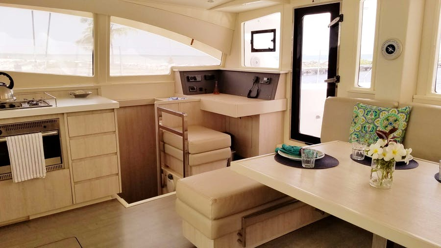 Endless Options Yacht