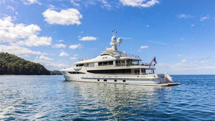 Details for STEP ONE Private Luxury Yacht For sale