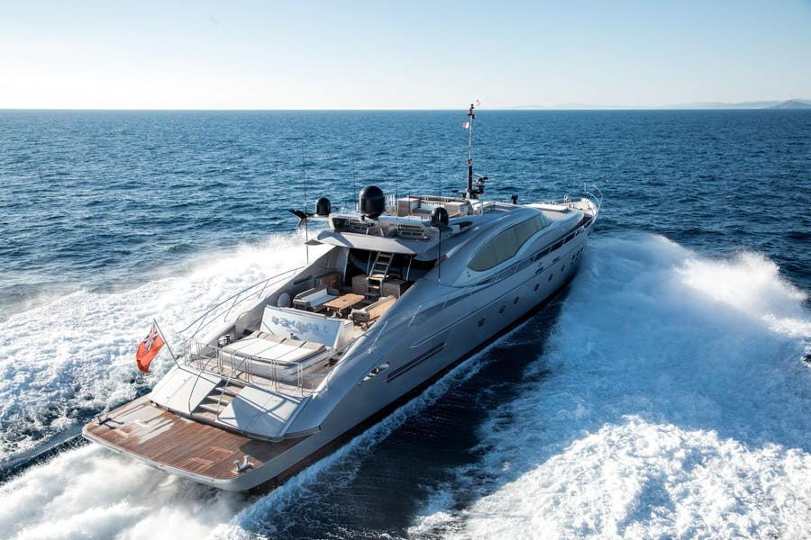 Details for IZUMI Private Luxury Yacht For sale
