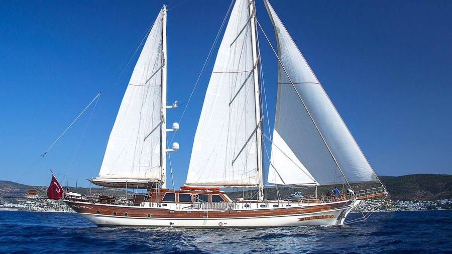 ESTRELLA DEL MARE Yacht