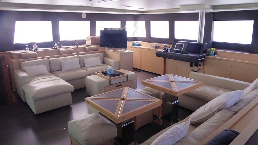 HEAVENLY Yacht