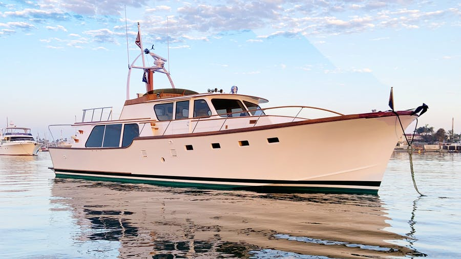 SUMMER PLACE Yacht