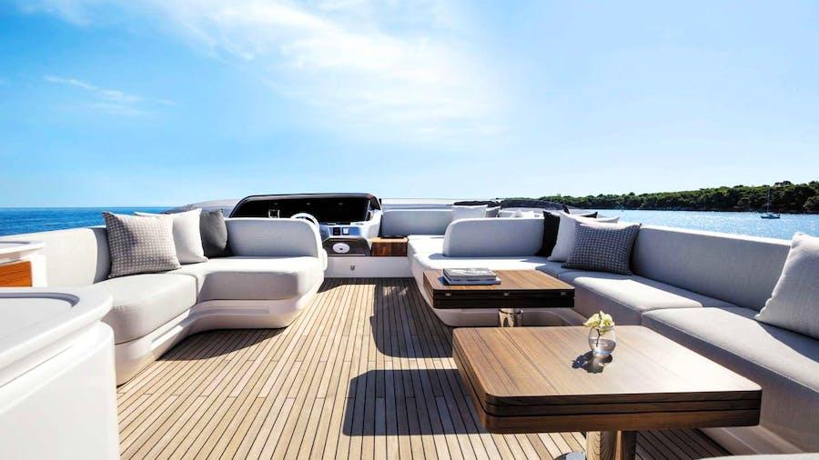BASH II Yacht