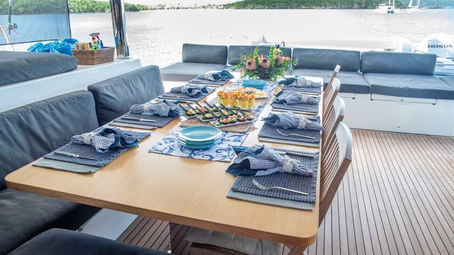 SEAHOME Yacht