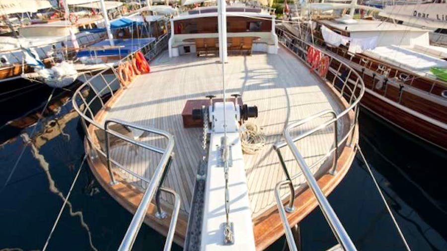 Athen.A Yacht