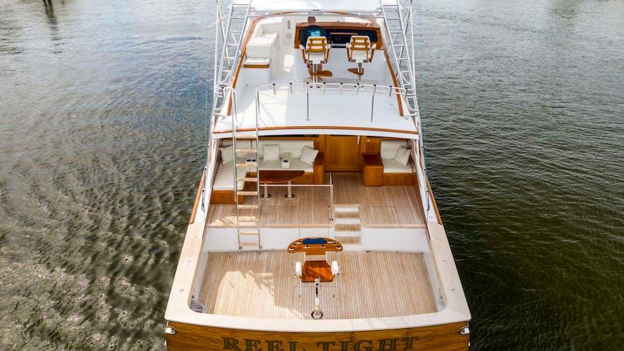 Reel Tight  Yacht