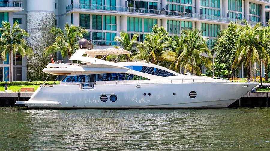 Kaeru Yacht