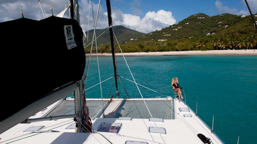 VOYAGE 580 Yacht